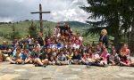Campeggio estivo parrocchiale per i ragazzi di Borgaro