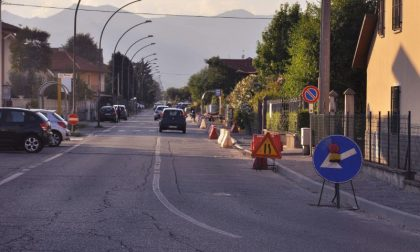Cantieri in città da 350 mila euro