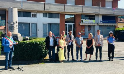 Commemorazione caduti Partigiani in località Voira e Padaggio a Cuorgnè