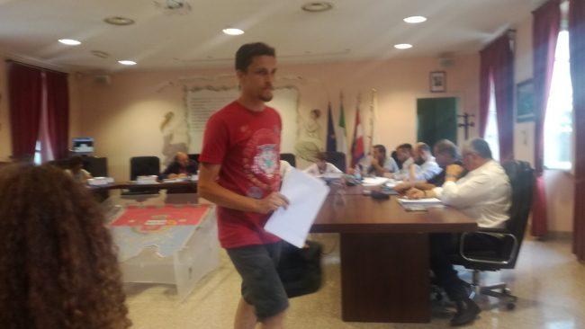 Consiglio Comunale Favria, la minoranza lascia la sala