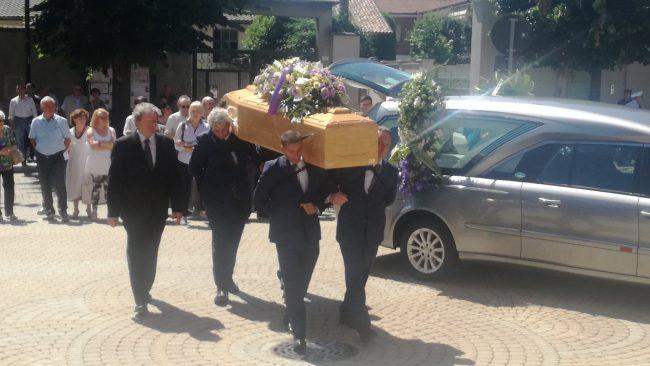 Addio Luigi Torasso, l&#8217&#x3B;ultimo saluto di Bosconero ad un cittadino speciale
