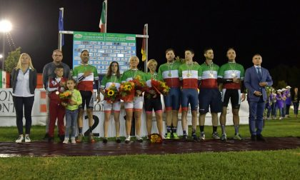 Italiani Paralimpici di ciclismo su pista di nuovo a San Francesco