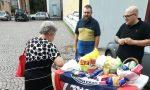 CasaPound raccolta alimentare riuscita a Bellavista