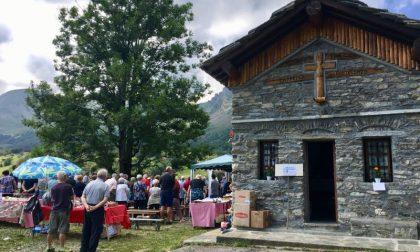 Raccolta fondi per la chiesetta a Viù