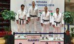 Judo Perino argento nella Coppa Italia a Novara