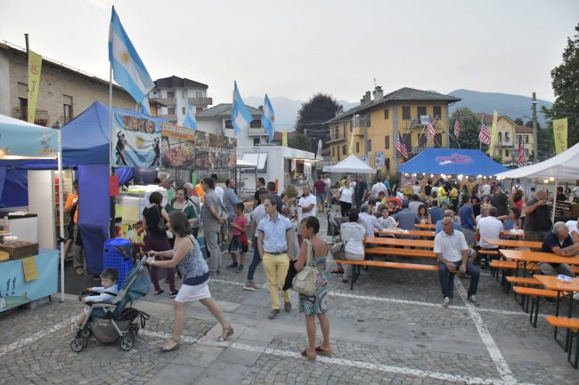 Street food festival, un successo a Lanzo