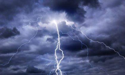 Allerta meteo, temporali e grandine in Piemonte