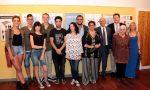 Liceo artistico Faccio: gli studenti del corso di grafica premiati al Concert dla Rua