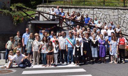 Raduno Bianco Levrin a Ingria, partecipanti da tutto il mondo