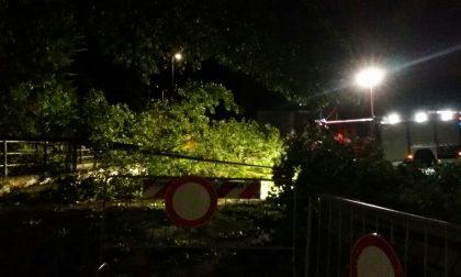 Altra notte agitata per colpa del maltempo in Canavese