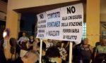 Manifestazione Feletto contro la soppressione della fermata da parte di Gtt | FOTO e VIDEO