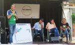 Chiara Appendino a Leini per il Movifest 2018