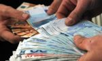Banconote nel giornale: fermato in treno con 130mila euro in contanti
