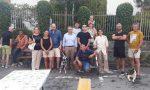 Inaugurata a Spineto la panchina riqualificata dai cittadini