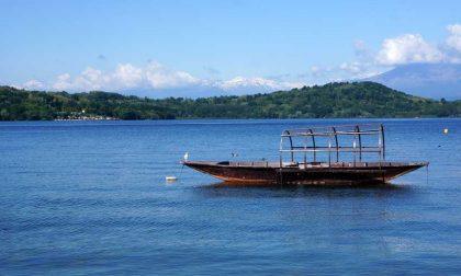 Topless al lago di Viverone: pellegrini chiamano 112