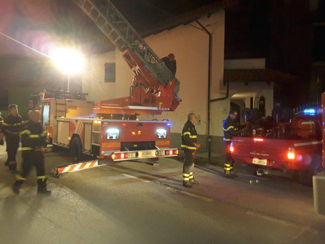 Ristorante a fuoco a Leini