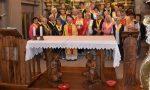 Inaugurato nuovo altare per la festa del Santo Nome di Maria a Cantoira