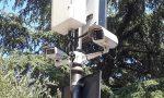 Quattro nuove telecamere per la sicurezza a Forno Canavese