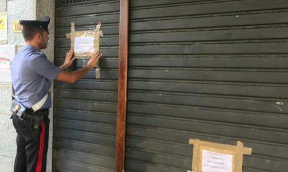 Troppi pregiudicati tra i clienti: chiuso un bar a San Giusto Canavese