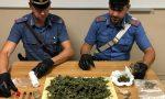 Droga in auto e a casa: 34enne eporediese arrestato dai carabinieri