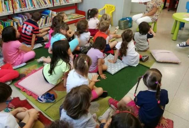 Giornata Nazionale delle Biblioteche con &#8220&#x3B;Storie in pigiama&#8221&#x3B; a San Maurizio