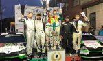 Rally Città di Torino vinto dall'equipaggio Araldo-Boero