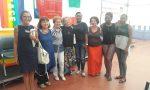Festa dello SPI-Cgil Lega Alto Canavese in corso a Cuorgnè