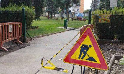 Aree verdi Borgaro, iniziata la manutenzione