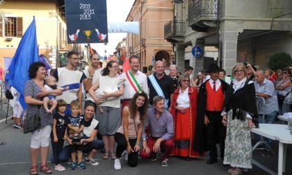 San Maurizio, Casimiro II° batte tutti, Ceretta vince il Palio delle Oche