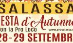 Salassa e la Pro loco festeggiano per due giorni l'autunno