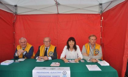 Il Lions Club Caselle Airport scende in piazza