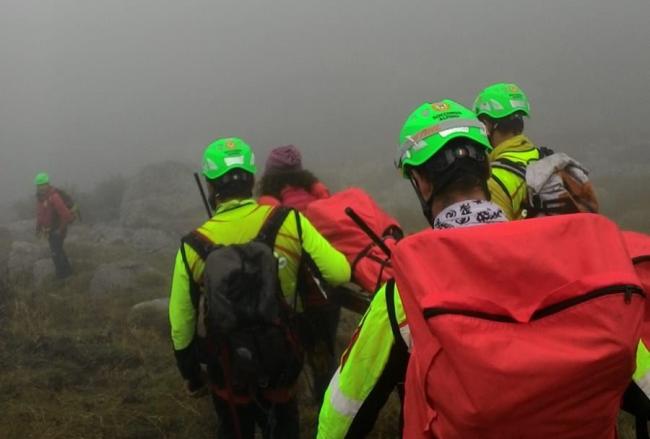 Muore pastore, recuperato dal soccorso alpino a Locana