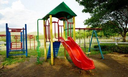 Nole, si inaugura il nuovo parco giochi a Vauda
