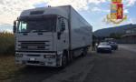 Camion rubati a Leini, ritrovati dalla polizia