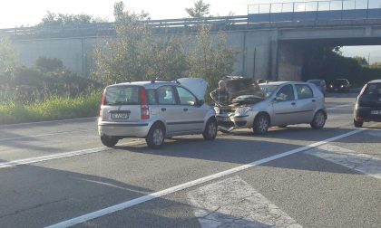 Incidente stradale sulla Provinciale 222: ferito il parroco di Pont Canavese