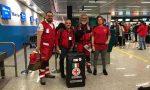 Da Rivarolo all'Indonesia per portare soccorso con la Croce Rossa | FOTO