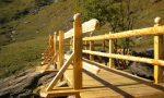 Forestali in azione in Valle Soana: lavori sul Rio Piamprato