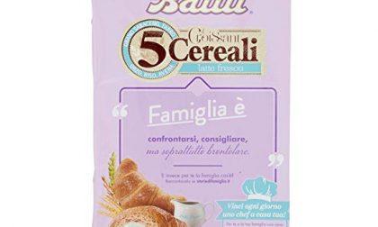 Rischio Salmonella nei croissant Bauli
