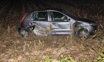 Ancora un incidente in frazione Spineto: auto si ribalta sulla Provinciale 58