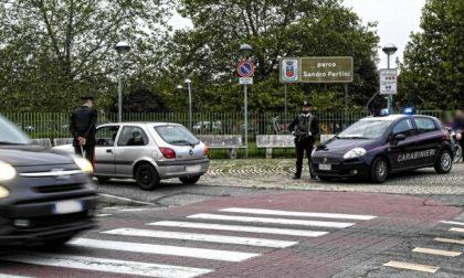Posti di blocco e controlli intensivi, operazione dei carabinieri a Settimo