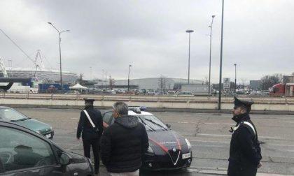 Furti d'auto durante la partita della Juventus, tre arresti