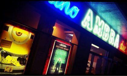 Cinema d'essai all'Ambra di Valperga, si inizia l'8 novembre