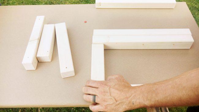 Progetto linfa: laboratori di autocostruzione per mamma e papà