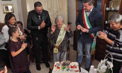 Auguri Anna nuova centenaria