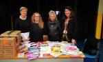 Giunti al punto: donati 345 libri all'istituto comprensivo di Borgaro