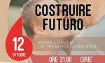"""Ciriè, """"Costruire futuro"""": presentazione libro"""