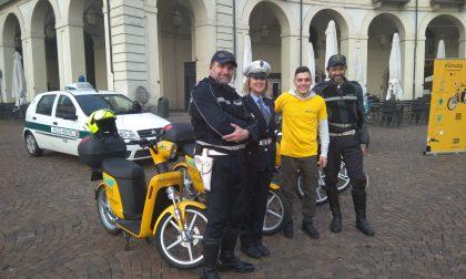 MiMoto moto sharing con scooter elettrici in prova a Torino