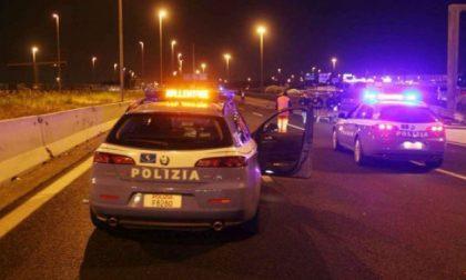 Contromano in tangenziale: inseguiti ed arrestati dalla Polizia a Venaria