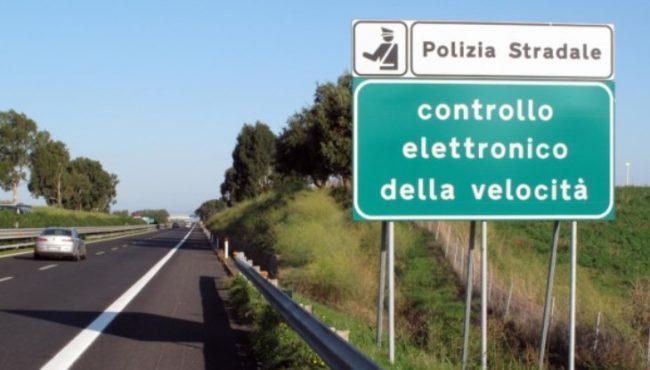 Controlli autovelox in Canavese e ciriacese dal 20 ottobre al 27 ottobre