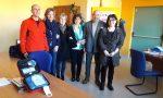 Il Lions club Rivarolo Canavese Occidentale dona un defibrillatore al 25 Aprile